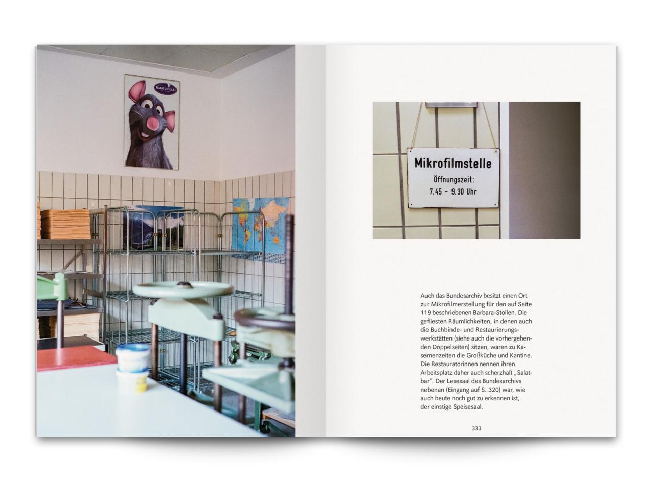 Susann Massute Architektur der Archive