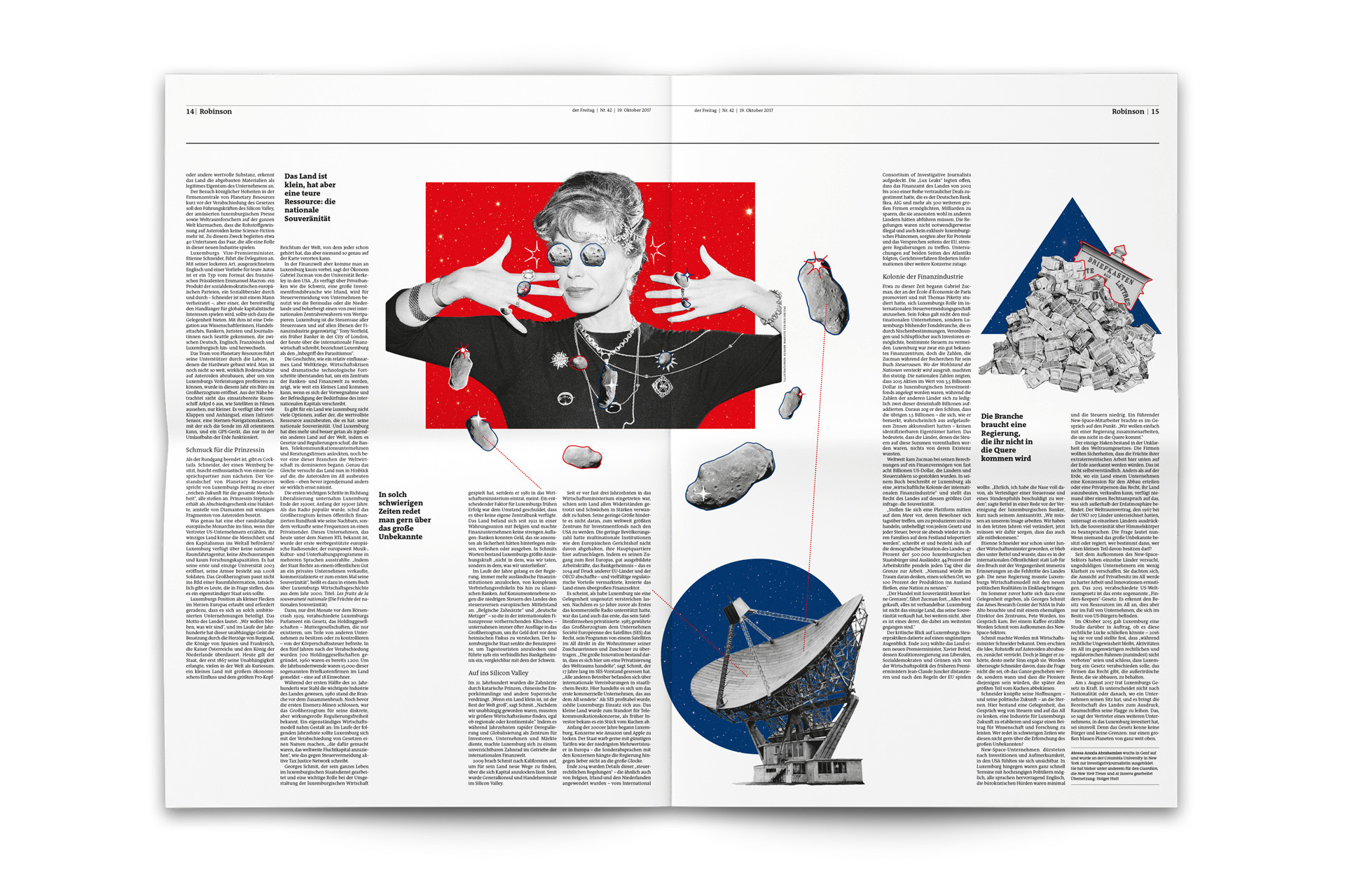 Susann Massute Der Freitag Newspaper
